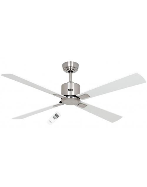 Casafan Eco Neo III 132 BN-WE/LG - Ανεμιστήρας Οροφής