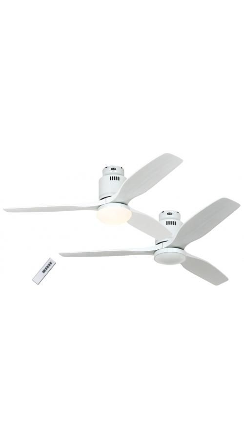 Casafan Aerodynamix Eco 132 WE-WE - Ανεμιστήρας Οροφής με φωτιστικό Κιτ