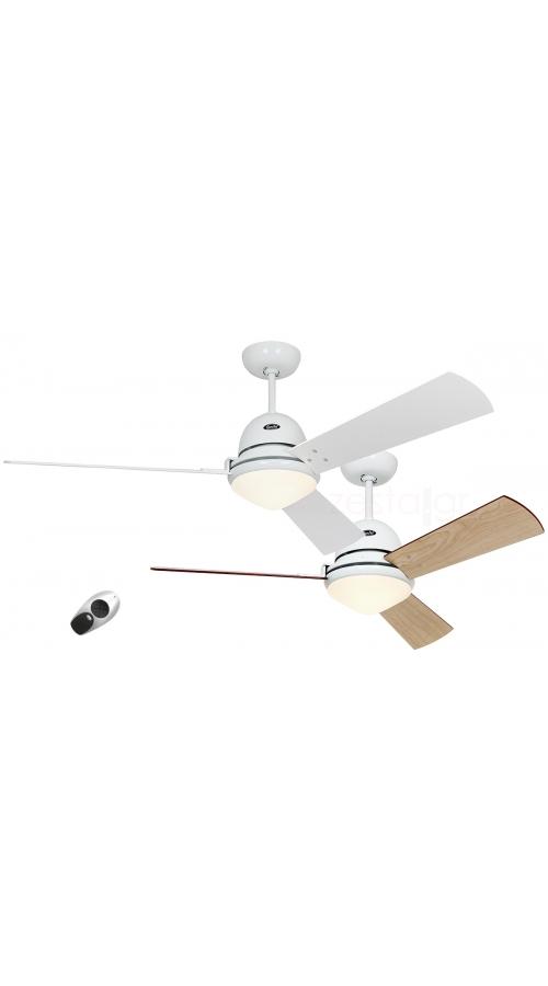 Casafan Libeccio 120/142 WE - Ανεμιστήρας Οροφής με Φωτιστικό