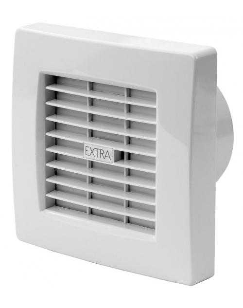 Europlast X100Z - Εξαεριστήρας μπάνιου με αυτόματες περσίδες