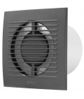 Europlast EE100A - Εξαεριστήρας μπάνιου Ανθρακί