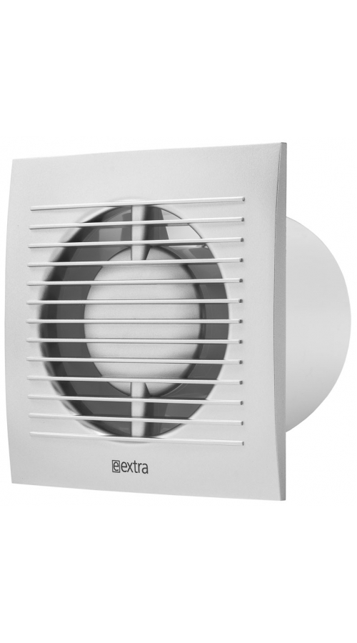 Europlast EE100S - Εξαεριστήρας μπάνιου Ασημί
