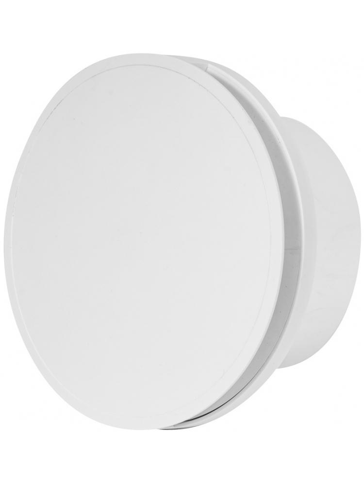 Europlast EAT100 - Εξαεριστήρας μπάνιου στρογγυλός με κάλυμμα