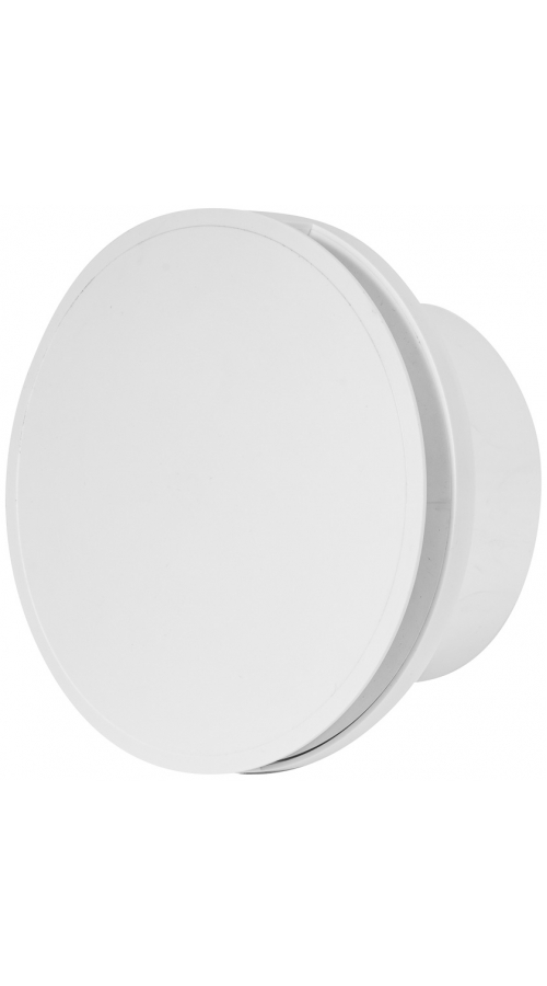 Europlast EAT100T - Εξαεριστήρας μπάνιου στρογγυλός με κάλυμμα και χρονοδιακόπτη