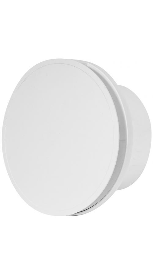 Europlast EAT125 - Εξαεριστήρας μπάνιου στρογγυλός με κάλυμμα