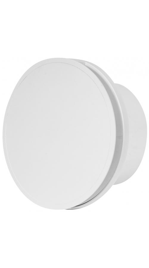 Europlast EAT150T - Εξαεριστήρας μπάνιου στρογγυλός με κάλυμμα και χρονοδιακόπτη