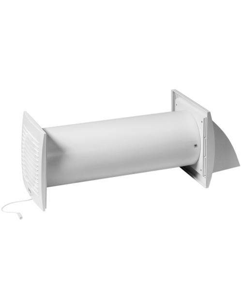 Europlast EER100WP - Εναλλάκτης Θερμότητας Αέρα με καλώδιο/φις και διακόπτη