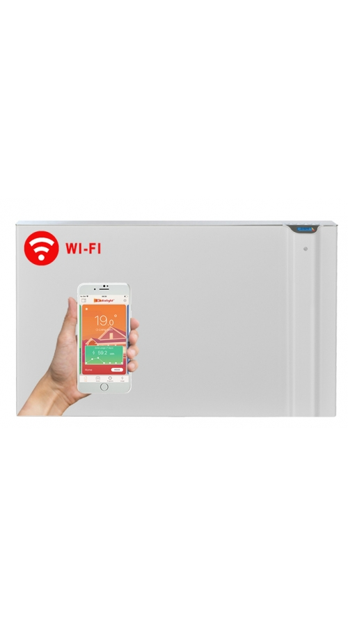 Radialight Klima WiFi 1500 Watt - Ψηφιακός Θερμοπομπός Διπλής Λειτουργίας