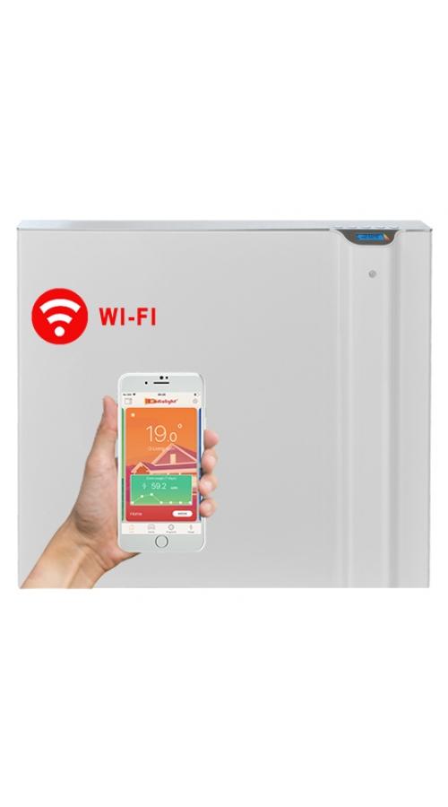 Radialight Klima WiFi 750 Watt - Ψηφιακός Θερμοπομπός Διπλής Λειτουργίας