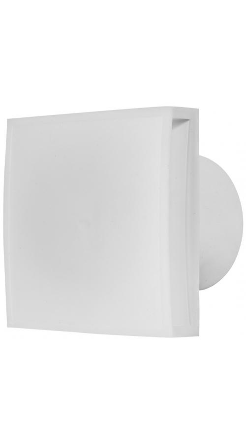 Europlast EET125HT - Εξαεριστήρας μπάνιου με κάλυμμα, υγροστάτη & χρονοδιακόπτη