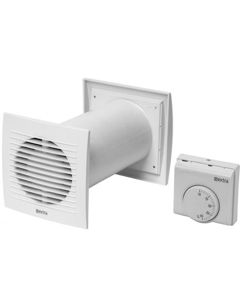 Europlast SPKT125 - Κιτ Εξαερισμού με Θερμοστάτη
