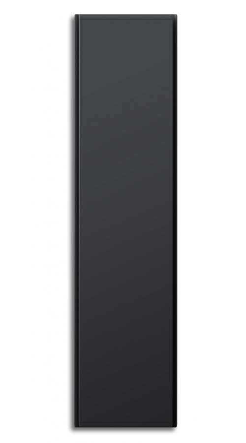 Radialight Icon 2000 Watt Ανθρακί - Κάθετο Ψηφιακό Σώμα Θέρμανσης