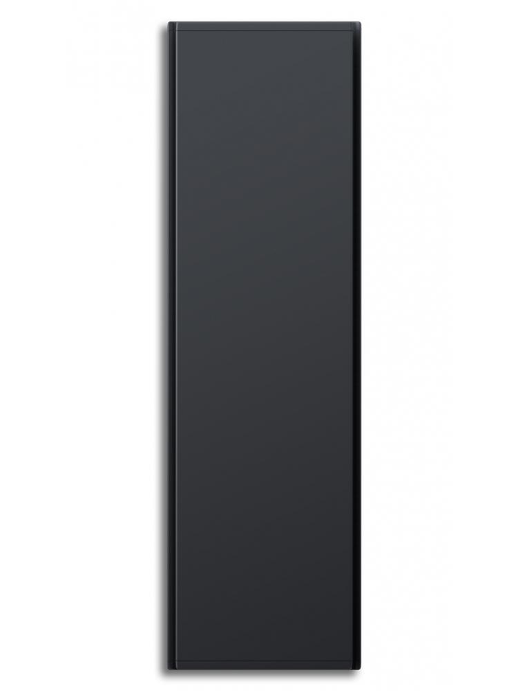 Radialight Icon 1500 Watt Ανθρακί - Κάθετο Ψηφιακό Σώμα Θέρμανσης