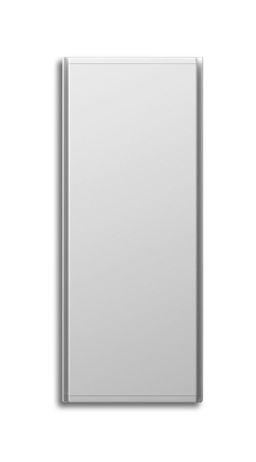 Radialight Icon 1000 Watt Λευκό - Κάθετο Ψηφιακό Σώμα Θέρμανσης