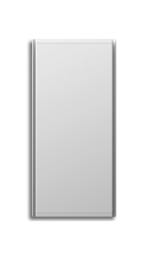 Radialight Icon 750 Watt Λευκό - Κάθετο Ψηφιακό Σώμα Θέρμανσης