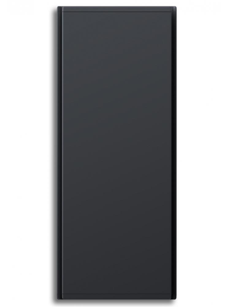 Radialight Icon 1000 Watt Ανθρακί - Κάθετο Ψηφιακό Σώμα Θέρμανσης