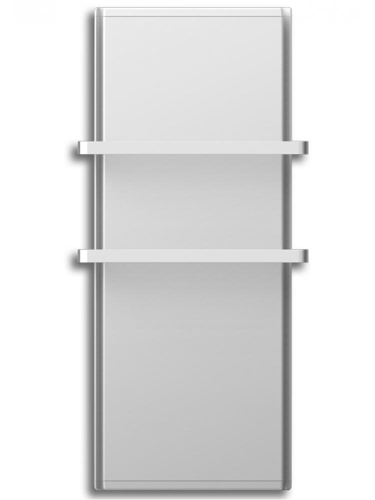 Radialight Icon 2B 1000 Watt Λευκή - Ψηφιακή Πετσετοκρεμάστρα Μπάνιου