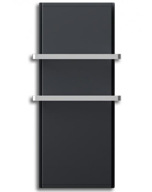 Radialight Icon 2B 1000 Watt Ανθρακί - Ψηφιακή Πετσετοκρεμάστρα Μπάνιου