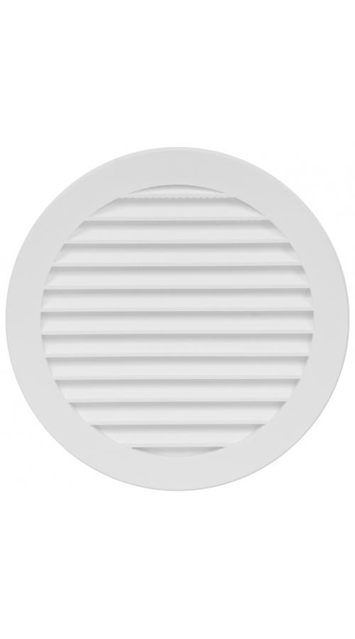 Europlast VR125 - Περσίδα Εξαερισμού Πλαστική με Πλέγμα Προστασίας