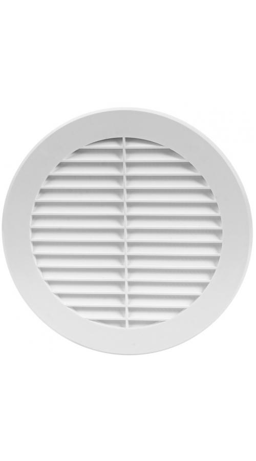 Europlast VR150 - Περσίδα Εξαερισμού Πλαστική με Πλέγμα Προστασίας