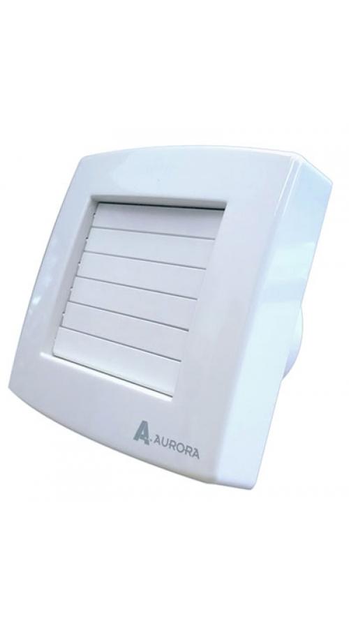 Aurora ASM 100 PLUS T - Εξαεριστήρας μπάνιου με αυτόματες περσίδες & χρονοδιακόπτη