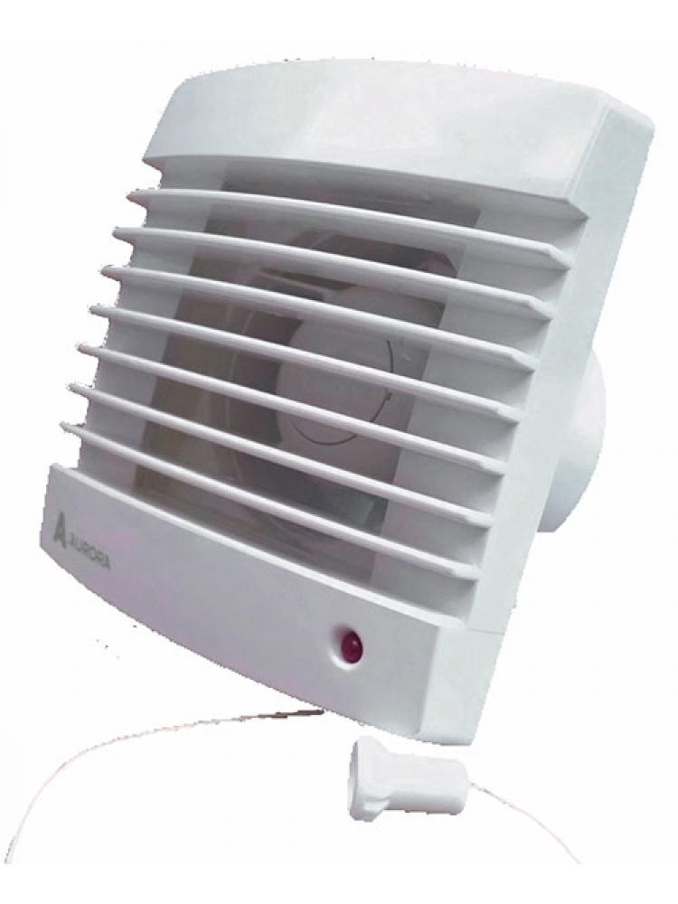 Aurora ASM 100 IG - Εξαεριστήρας μπάνιου με ηλεκτρονικό υγροστάτη