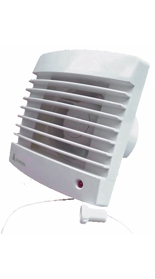 Aurora ASM 150 IG - Εξαεριστήρας μπάνιου με ηλεκτρονικό υγροστάτη