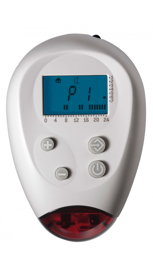 Radialight Zefiro - Τηλεχειριστήριο Προγραμματισμού Θερμοπομπών