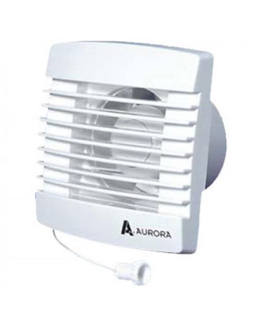Aurora ASM 100 PS - Εξαεριστήρας μπάνιου με διακόπτη - κορδονάκι