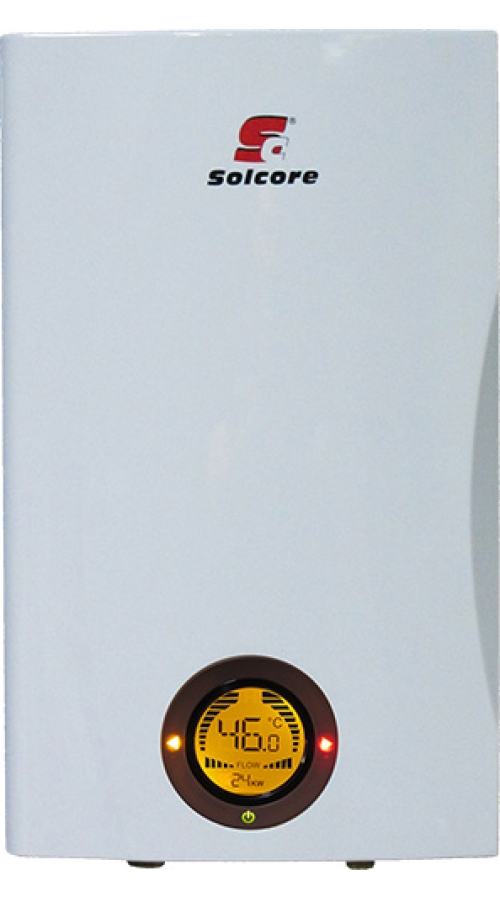 Solcore Τριφασικός Ταχυθερμαντήρας Inverter DR07A24