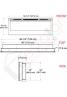 Dimplex BLF 5051 Prism - Ηλεκτρικό Τζάκι