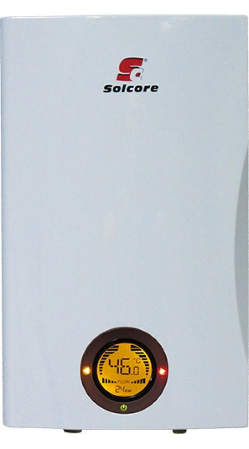 Solcore DR07A15 - Τριφασικός Ταχυθερμαντήρας Inverter 15Kw