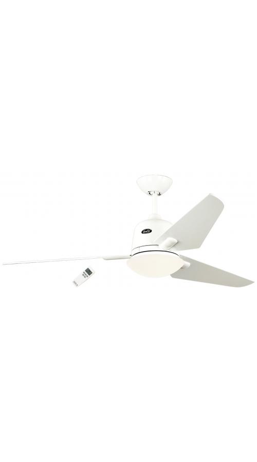 Casafan Eco Aviatos 132 WE-WE - Ανεμιστήρας Οροφής με Φωτιστικό