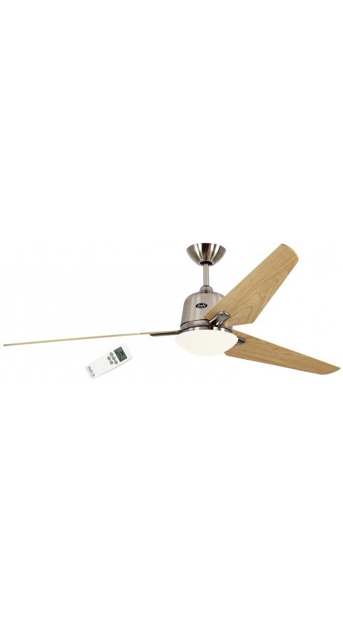 Casafan Eco Aviatos 162 BN-AH - Ανεμιστήρας Οροφής με Φωτιστικό