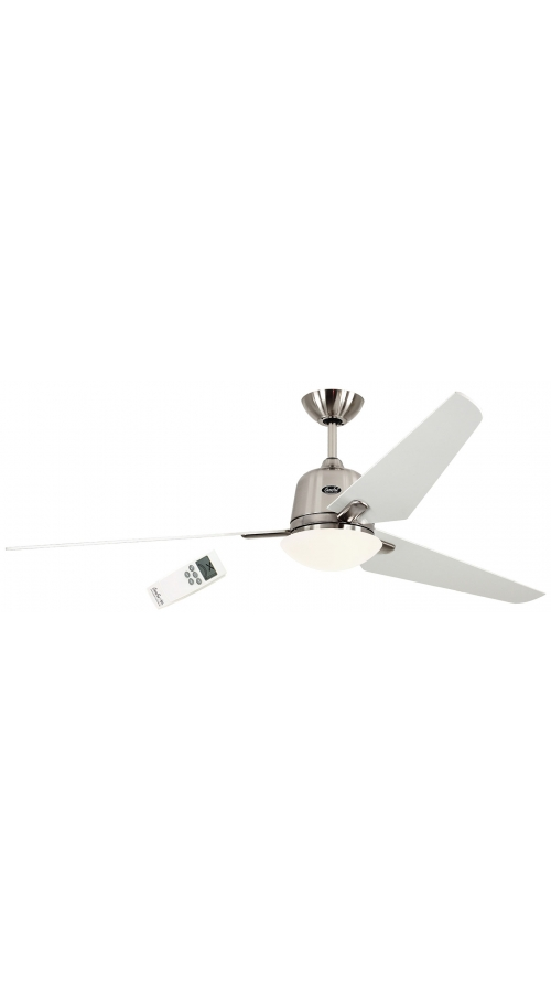 Casafan Eco Aviatos 162 BN-WE - Ανεμιστήρας Οροφής με Φωτιστικό